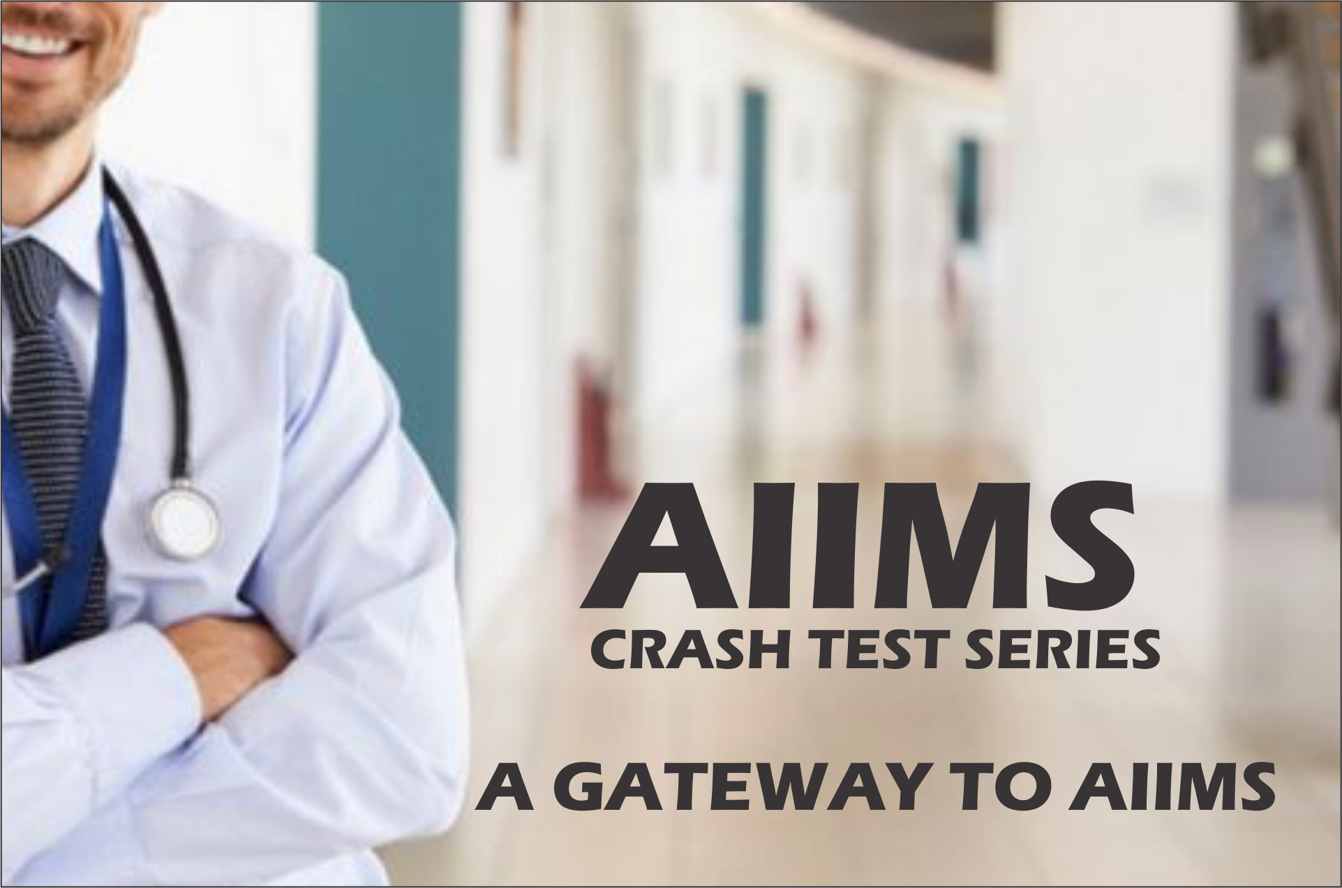 AIIMS MD MS Entrance exam